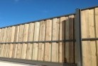 Royston Park Lap and cap timber fencing 1