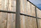 Royston Park Lap and cap timber fencing 2